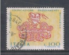 1975 - LOTTO/6631U - REPUBBLICA - NOTARIATO - USATO