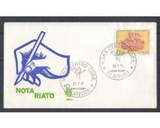 1975 - LOTTO/6631ZA - REPUBBLICA - NOTARIATO - FDC