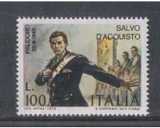 1975 - LOTTO/6633 - REPUBBLICA - SALVO D'ACQUISTO