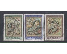1975 - LOTTO/6637U - REPUBBLICA - NATALE - USATI