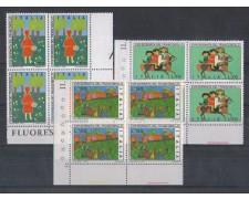 1975 - LOTTO/6638Q - REPUBBLICA - GIORNATA FRANCOBOLLO - QUARTIN