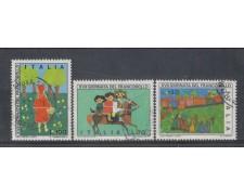 1975 - LOTTO/6638U - REPUBBLICA - GIORNATA FARNCOBOLLO USATI