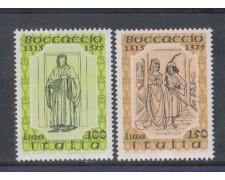 1975 - LOTTO/6639 - REPUBBLICA - GIOVANNI BOCCACCIO