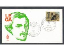 1976 - LOTTO/6653Z - REPUBBLICA - SILVESTRO LEGA - FDC
