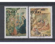 1976 - LOTTO/6654 - REPUBBLICA - NATALE