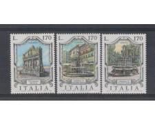 1976 - LOTTO/6655 - REPUBBLICA - FONTANE 4° SERIE