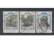 1976 - LOTTO/6655U - REPUBBLICA - FONTANE 4° SERIE - USATI
