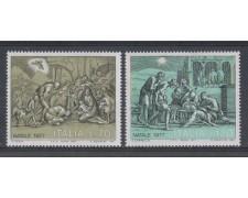 1977 - LOTTO/6672 - REPUBBLICA - NATALE