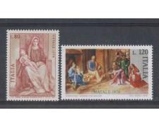 1978 - LOTTO/6687 - REPUBBLICA - NATALE