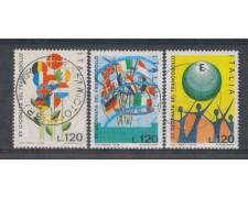 1978 - LOTTO/6688U - REPUBBLICA - GIORNATA FRANCOBOLLO - USATI