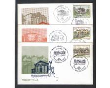 1980 - LOTTO/6729Z - REPUBBLICA  - VILLE D'ITALIA - FDC