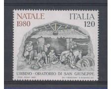 1980 - LOTTO/6731 - REPUBBLICA - NATALE