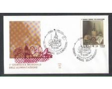 1981 - LOTTO/6752Z  - REPUBBLICA - ALIMENTAZIONE - FDC