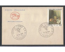 1981 - LOTTO/6752ZC - REPUBBLICA - ALIMENTAZIONE - FDC