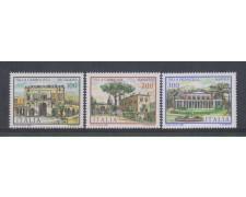 1981 - LOTTO/6753 - REPUBBLICA - VILLE 2° SERIE