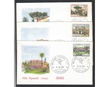 1981 - LOTTO/6753ZA - REPUBBLICA - VILLE 2° SERIE - FDC