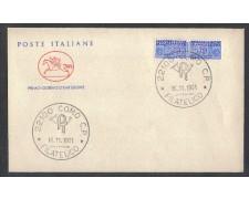 1981 - LOTTO/6757ZC - REPUBBLICA - 900 L. PACCO CONCESS. FDC