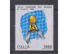 1982 - LOTTO/6771 - REPUBBLICA - MONDIALI DI CALCIO