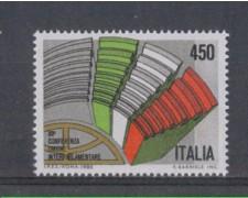 1982 - LOTTO/6772 - REPUBBLICA - UNIONE INTERPARLAMENTARE