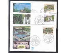 1982 - LOTTO/6773ZA - REPUBBLICA - VILLE 3° SERIE - FDC