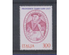 1982 - LOTTO/6774 - REPUBBLICA - FRANCESCO TASSO