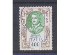1983 - LOTTO/6798U - REPUBBLICA - GIROLAMO FRESCOBALDI - USATO