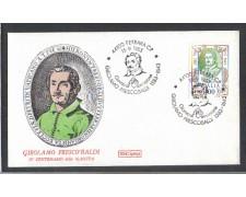 1983 - LOTTO/6798Z - REPUBBLICA - GIROLAMO FRESCOBALDI - FDC