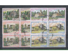 1983 - LOTTO/6799UQ - REPUBBLICA - VILLE 4° SERIE - QUART/USATE