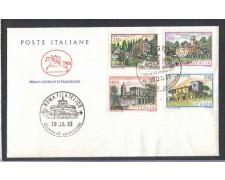 1983 - LOTTO/6799ZC - REPUBBLICA - VILLE 4° SERIE - FDC