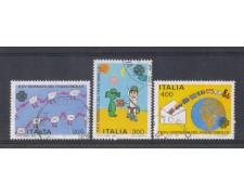 1983 - LOTTO/6802U - REPUBBLICA - GIORNATA FRANCOBOLLO - USATI