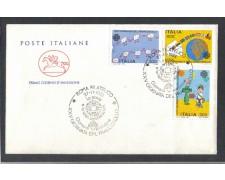 1983 - LOTTO/6802ZC - REPUBBLICA - GIORNATA FRANCOBOLLO - FDC