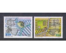 1984 - LOTTO/6817 - REPUBBLICA - CIVILTA' CONTADINE
