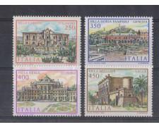 1984 - LOTTO/6818 - REPUBBLICA - VILLE 4v. - NUOVI