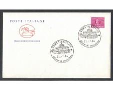 1984 - LOTTO/6821ZC - 270 L. RECAPITO - FDC