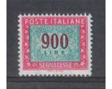 1984 - LOTTO/6822 - REPUBBLICA - 900 LIRE SEGNATASSE - NUOVO
