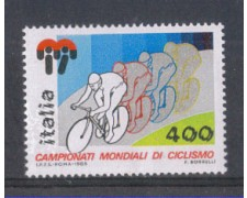 1985 - LOTTO/6837 - REPUBBLICA - MONDIALI DI CICLISMO