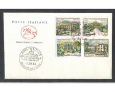 1985 - LOTTO/6840ZC - REPUBBLICA - VILLE 6° SERIE - FDC
