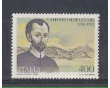 1987 - LOTTO/6876 - REPUBBLICA - DE LIGUORI