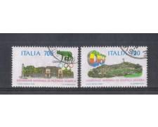 1987 - LOTTO/6877U - REPUBBLICA - OLIMPHILEX - USATI