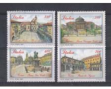 1987 - LOTTO/6879 - REPUBBLICA - PIAZZE 1° SERIE