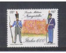 1987 - LOTTO/6883 - REPUBBLICA - NUNZIATELLA