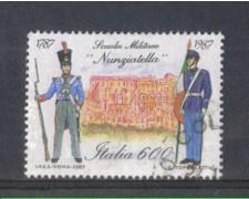 1987 - LOTTO/6883U - REPUBBLICA - NUNZIATELLA - USATO