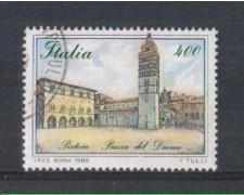 1988 - LOTTO/6903AU - REPUBBLICA - PIAZZA DI PISTOIA - USATO
