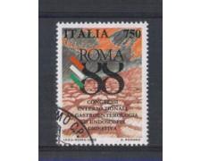 1988 - LOTTO/6905U - REPUBBLICA - GASTROENTEROLOGIA - USATO