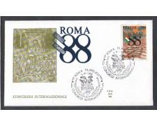 1988 - LOTTO/6905Z - REPUBBLICA - GASTROENTEROLOGIA - FDC