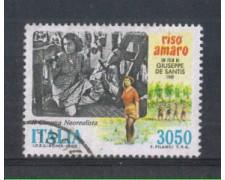 1988 - LOTTO/6906DU - REPUBBLICA - FILM RISO AMARO - USATO