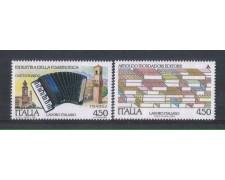 1989 - LOTTO/6930 - REPUBBLICA - LAVORO ITALIANO 3°