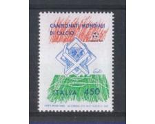 1989 - LOTTO/6933 - REPUBBLICA - MONDIALI DI CALCIO
