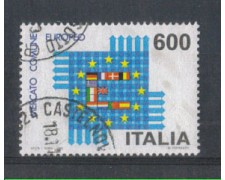 1992 - LOTTO/7001U - REPUBBLICA - MERCATO COMUNE - USATO