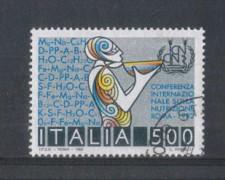 1992 - LOTTO/7002U - REPUBBLICA - NUTRIZIONE - USATO